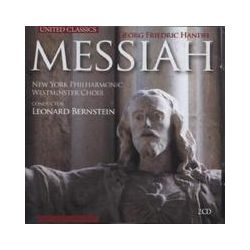 Musik: Händel: Messiah  von New York Philharmonic Westminster Choir