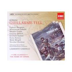 Musik: Guillaume Tell (Wilhelm Tell)  von Gardelli, Caballe, GEDDA