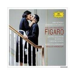 Musik: Le Nozze Di Figaro-Highlights  von Wiener Philharmoniker, a. Netrebko, Röschmann, DArcangelo, Harnoncourt, WP