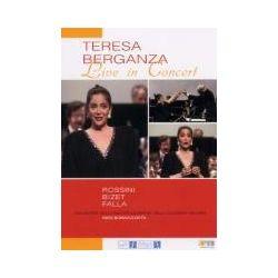 Musik: Teresa Berganza live in concert  von Teresa Berganza, Bonavolonta, Orch.della RSI