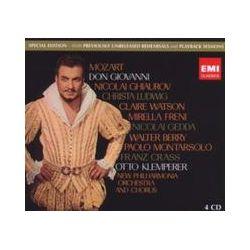 Musik: Don Giovanni (M. Proben-Ausz.)  von Klemperer, Ghiaurov, Ludwig, GEDD