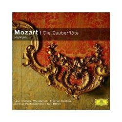 Musik: Die Zauberflöte (qs) (cc)  von RIAS Kammerchor, Berliner Philharmoniker, Dietrich Fischer-Dieskau, Fritz Wunderlich, Evelyn Lear