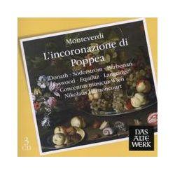 Musik: LIncoronazione Di Poppea (GA)  von Nikolaus Harnoncourt, CMW
