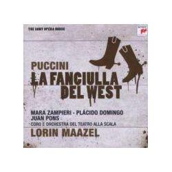 Musik: La fanciulla del West-Sony Opera House  von Lorin Maazel