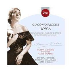 Musik: Puccini: Tosca (GA/Callas)  von Maria Callas, Tito Gobbi, Victor de Sabata