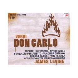 Musik: Don Carlo-Sony Opera House  von James Levine, Metropolitan Opera Orchestra