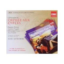 Musik: Orphee Aux Enfers (Orpheus) (GA)  von Dessay, Naouri, Marc Minkowski