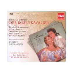 Musik: Der Rosenkavalier  von Herbert von Karajan, Schwarzkopf, Ludwig