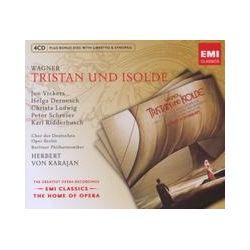 Musik: Tristan Und Isolde  von Herbert von Karajan, Dernesch, Vickers