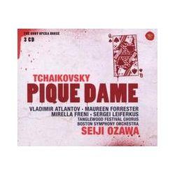 Musik: Pique Dame-Sony Opera House  von Seiji Ozawa, Boston Symphony Orchestra