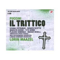 Musik: Il Trittico-Sony Opera House  von Lorin Maazel, NYPO