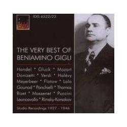Musik: Best Of B.Gigli,The Very  von Beniamino Gigli