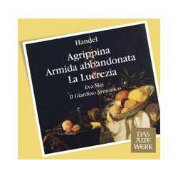 Musik: Arias & Recitatives From Agrippiina  von Eva Mei, Giovanni Antonini, Il Giardino Armonico