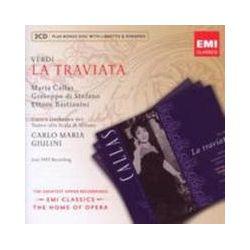 Musik: La Traviata (GA,Live 1955-La Scala)  von Callas, Di Stefano, Carlo Maria Giulini