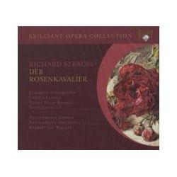 Musik: Der Rosenkavalier (GA)  von Philharmonia Orchestra, Philharmonia Chorus, Otto Edelmann, Christa Ludwig, Elisabeth Schwarzkopf