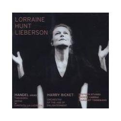 Musik: Lorraine Hunt Singt Händel  von Lorraine Hunt, Bicket, Orch.of the Age of Enlightenm