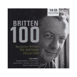 Musik: Benjamin Britten-Britten 100 Birthday Collection  von Peter Pears