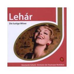 Musik: Esprit/Lehar: Die lustige Witwe (Highlights)  von Orchester der Staatsoper Bratislava, K. Schenk, Schramm, Stolz