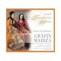 Musik: Gräfin Mariza (Bonus: Die Csardasfürstin)  von Mayerhofer, Köth, Schwarzkopf