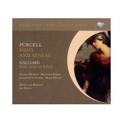 Musik: Purcel: Dido And Aeneas/Pan A  von Nicola Wmyss, Wentz Jed, Musica As Rhenum