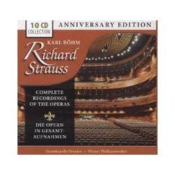 Musik: Richard Strauss: Complete Recordings of his Operas  von Karl Böhm, Staatskapelle Dresden, Wiener Philh.