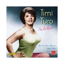 Musik: Im So Hurt  von Timi Yuro