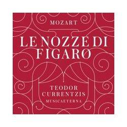Musik: Le nozze di Figaro (Limited Edition Hardcover)  von Teodor Currentzis, Musica Aeterna, Simone Kermes