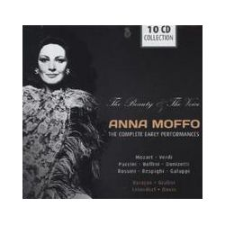 Musik: Anna Moffo-The complete early performances  von Anna Moffo