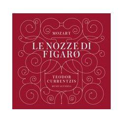 Musik: Le nozze di Figaro (BluRay Audio+3CD/Deluxe Book)  von Teodor Currentzis, Musica Aeterna, Simone Kermes