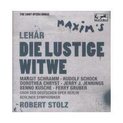 Musik: Die Lustige Witwe - Sony Opera House  von Berliner Symphoniker, Chor der Deutschen Oper Berlin, Dorothea Chryst, Rudolf Schock, Margit Schramm
