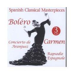 Musik: Carmen,Bolero,Concierto de Aranjuez  von G.,Ravel,M.,Rodrigo,J. Bizet