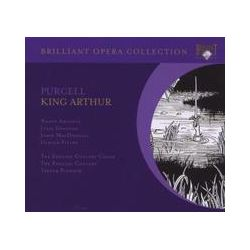 Musik: Brilliant Opera Collection: Purcell-King Arthur  von G. Finley, N. Argenta, MacDougall, Gooding, T. Pinnock