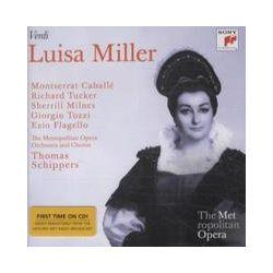 Musik: Luisa Miller (Metropolitan Opera)  von Metropolitan Opera Orchestra, Metropolitan Opera Chorus, Sherrill Milnes, Richard Tucker, Montserrat Caballé