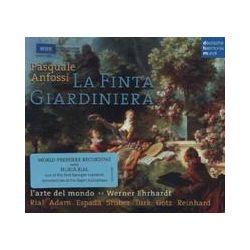 Musik: Pasquale Anfossi: La finta giardiniera  von L'arte del mondo, Larte del mondo, Rial, Adam, Espada, Turk