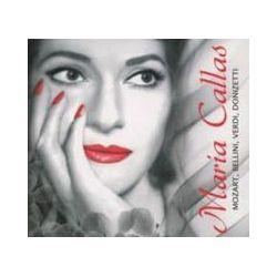 Musik: Callas singt Mozart,Bellini,Verdi,Donizetti  von Maria Callas, Nicola Rescigno, Dallas SO