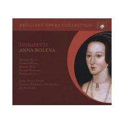 Musik: Brilliant Opera Collection: Donizetti-Anna Bolena  von B. Sills, P. Plishka, S. Verrett, S. Burrows, J. Rudel