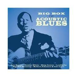 Musik: Big Box Of Acoustic Blues