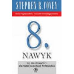 8 nawyk - Stephen R. Covey