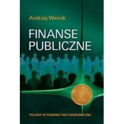 Finanse publiczne - Andrzej Wernik