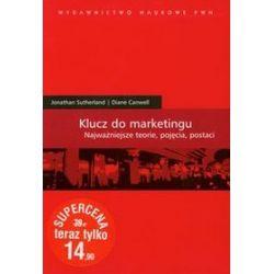 Klucz do marketingu - Diane Canwell