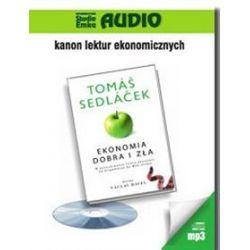 Ekonomia dobra i zła - książka audio na CD