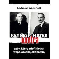 Keynes kontra Hayek - Nicholas Wapshott