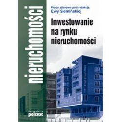 Inwestowanie na rynku nieruchomości - Ewa Siemińska