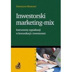 Inwestorski marketing-mix - Katarzyna Mamcarz