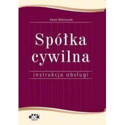 Spółka cywilna - A. Malinowski