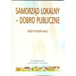 Samorząd lokalny - dobro publiczne
