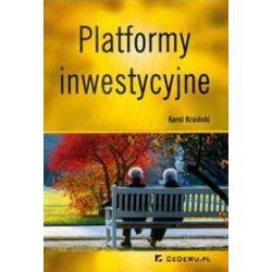Platformy inwestycyjne - Karol Krainski