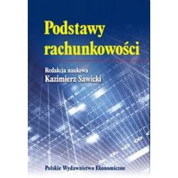 Podstawy rachunkowości - Kazimierz Sawicki