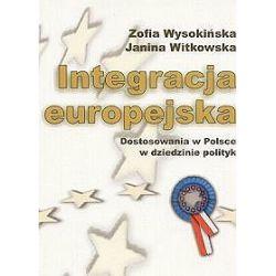Integracja europejska - Janina Witkowska, Zofia Wysokińska