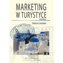 Marketing w turystyce - Tadeusz Chudoba
